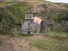 Mosteiro de Santa Maria de Pitões das Júnias