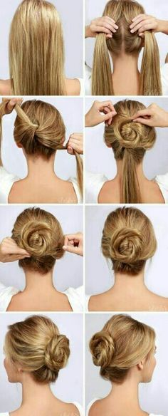 Image Result For Female Military Hairstyles Long Hair Styles Hair Styles Hair Hacks