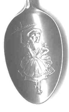 Victorian Era Silver Spoons