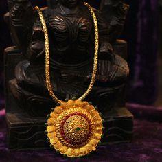 Chakradharini Pendant Designer Set