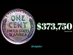 The 1944 Steel Penny is a Rare Penny and a error coin Only 35 1944 steel penny are known to exist. They Believe that steel blan. Valuable Pennies, Rare Pennies, Valuable Coins, Old Coins Worth Money, Old Money, Penny Values, Old Coins Value, Steel Penny, Canadian Coins