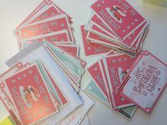 ...bo raz do roku zamiast e-mailowo komunikujemy się poprzez kartki organizując pocztę walentynkową! ;-)
