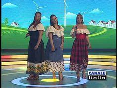 Le Toscanelle - La Senesina  | Cantando Ballando