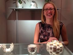 Hannah Dunne and her beautifully organic silver bowls