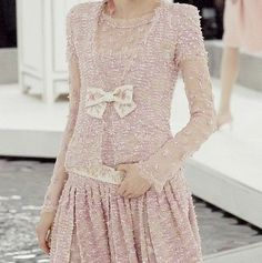 Chanel haute couture details :) - Imgend