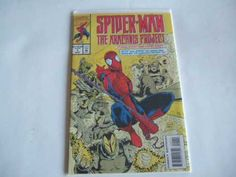 6 Comics - Spider-Man: Arachnis Project #1, #2, #3, #4, #5, #6      M/NM     Bagged and Boarded £5.99 GBP
