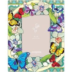 Find the biggest selection of Wall & Tabletop Frames from Joan Baker Designs at the lowest prices. Glass Painting Patterns, Glass Painting Designs, Stained Glass Patterns, Paint Designs, Stained Glass Paint, Stained Glass Panels, Easy Disney Drawings, Frame Border Design, Glass Photo Frames