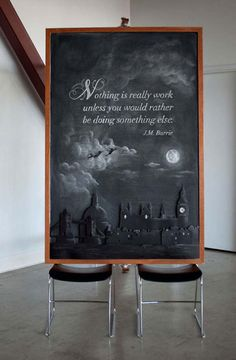Nothing is really work unless you would rather be doing something else. --J.M. Barrie