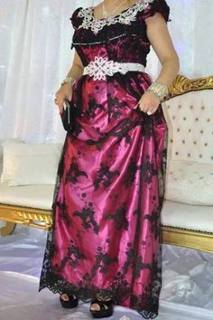 1000 images about modeles de robes on pinterest - Cuisine kabyle samia messaoudi ...
