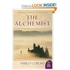 The Alchemist - Pretty Much Changed My Life...