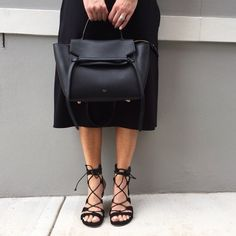 Celine and strappy sandals