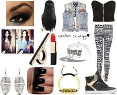 """Jasmine"" by swaag-giirl on Polyvore"