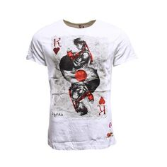 Official Street Fighter Ryu of Hearts T-Shirt - Yellowbulldog.co.uk