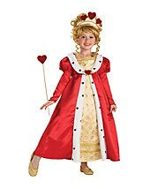 The Girls Red Heart Princess Child Costume is the best 2019 Halloween costume for you to get! Everyone will love this Girls costume that you picked up from Wholesale Halloween Costumes! Costume Halloween, Halloween Costumes For Girls, Girl Costumes, Buy Costumes, Halloween Ideas, Queen Of Hearts Costume, Queen Costume, Costume Dress, Princess Elsa Dress