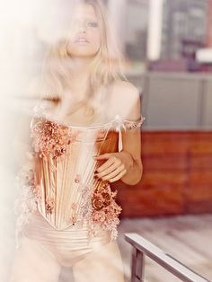 visual optimism; fashion editorials, shows, campaigns & more!: bardot: hailey by diego uchitel for vogue mexico may 2015