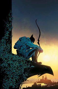 Batman #31 Cover.