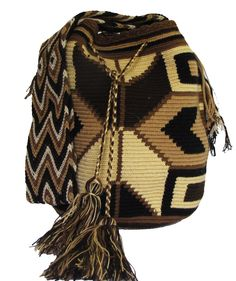 Buy Wayuu Bags Online-Colombian Bags Retailers and Wholesalers-Suscribe and Get 3 FREE Wayuu Bracelets with your first purchase! Tapestry Bag, Light Pink Color, Dark Brown Color, Turquoise Color, Electric Blue, Online Bags, Handmade Bags, Psychedelic, Bucket Bag