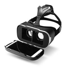 BlitzWolf® BW-VR3 3D VR Glasses Virtual Reality Headset For 3.5-6.3 inch Mobile Phone Sale - Banggood.com