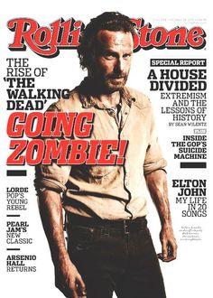Rolling Stone: The Walking Dead