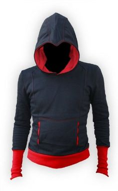 Assassin Creed Beaked Hoodie Jacket