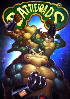 Battletoads Fan Art - Created by Hee Won Lee Game Character, Character Design, Xbox, Cartoon Movie Characters, My Dream Team, Latest Video Games, I Love Games, Retro Poster, Geek Gear