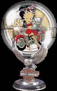 Stunning image - - from the clip art category animated Betty Boop gifs & images! Gifs, Drinks Globe, Imagenes Betty Boop, Harley Davidson Pictures, Boop Gif, Globe Icon, Betty Boop Cartoon, Betty Boop Pictures, Motorcycle Art