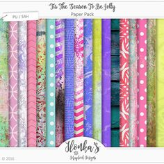 """It's gonna be a colorful Christmas.  Ilonka's Scrapbook Designs newest Christmas collection """"Tis The Season To Be Jolly is bright, fun and not only perfect for your Christmas projects.  http://www.digiscrapbooking.ch/shop/index.php?main_page=index&manufacturers_id=131&zenid=505e549644797992fb6f20f38872706b  http://www.godigitalscrapbooking.com/shop/index.php?main_page=index&manufacturers_id=123  http://withlovestudio.net/shop/index.php?main_page=index&manufacturers_id=102"""