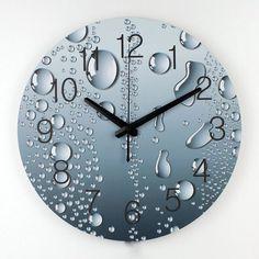 Water Themed Clock https://walldecordeals.com/wholesale-designer-wall-clock-modern-home-decoration-3d-wall-decor-clcoks-living-room-decor-silent-wall-clock-fashion-wall-watch/