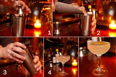 His & Hers Valentines Day cocktails: The French 75 How-to