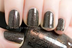 """OPI """"My private jet"""" from the Night Brights Collection of  2007"""
