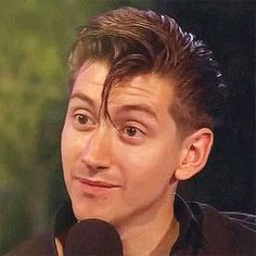 When you realize you haven't thought about Alex Turner all day