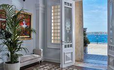 Φθινοπωρινή απόδραση στις Σπέτσες και το Poseidonion Grand Hotel - iTravelling Marble Staircase, Greece Hotels, Spa Offers, Greece Islands, Beautiful Hotels, Lounge Areas, Grand Hotel, Best Hotels, Luxury Hotels