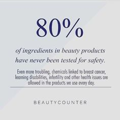 Beautycounter takes