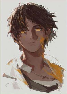 Fantasy Character Design, Character Design Inspiration, Character Art, Cool Anime Guys, Dark Anime Guys, Black Anime Characters, Estilo Anime, Anime Poses, Anime Artwork