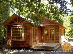 Casas prefabricadas, madera: Casas prefabricadas san antonio