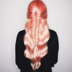 Peachy and Braided