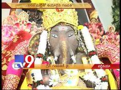 NRIs in Viriginia prays eco friendly Ganesha - USA