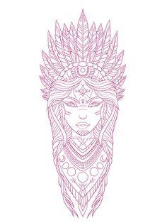 Native American Tattoos, Native Tattoos, Dope Tattoos, Body Art Tattoos, Hand Tattoos, Small Tattoos, Tattoo Art, Tatoos, Tattoo Design Drawings