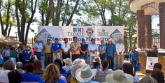 Maestros jubilados y pensionados de Baja California se reúnen en Tecate