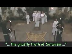 Celebrity Whistleblower -- Ghastly Truth About Satanism (re-edit)