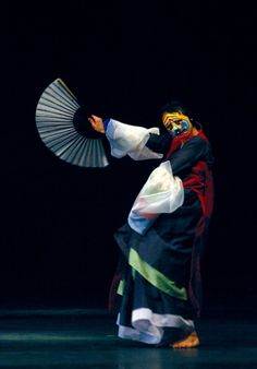 Korean traditional performing arts...