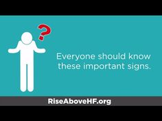 Heart Failure Warning Signs and Symptoms - YouTube