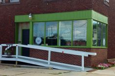 Fig & Frolic is in Waterloo, Indiana.  It's full of quirky, colorful home decor and gifts.