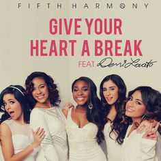 Fifth harmony // The x factor USA 2012 // Give your heart a break feat Demi lovato