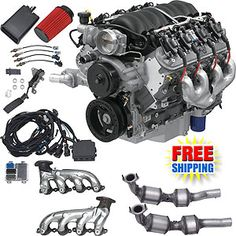 F C Ceb Bdaef Cabef F A B on 4 3l Vortec Crate Engine Chevy