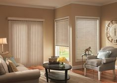 First-rate Vertical Blinds enhance the overall home decor - keep a check on the amount of light entering your room and add a touch of shadow as Vertical Blinds enhance the interior decoration of the bed room.