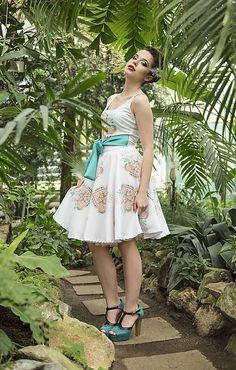 AIDASTYLE / Vidiečanka - šaty
