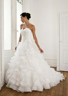 1000+ images about Robes de mariée on Pinterest  Robes, San Patrick ...