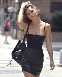 The Chanel Charade - rumineely: The Kimia bodysuit @alexisren