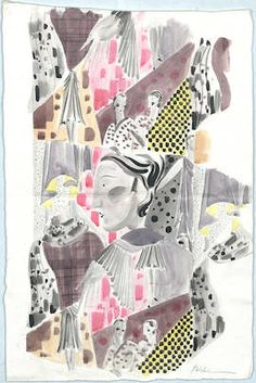 Titel: WW-Stoff Beteiligte Personen: Höchsmann, Gertrud [ Entwurf ] Land: Österreich Datum: vor 1925 Technik: Bleistift Gouache Tusche Papier Abmessungen: 53 x 35 cm Inventar: KI 11850-4 MAK Sammlungen Maker, Gouache, Children, Pattern, Mockup, Pencil, Boys, Kids, Model